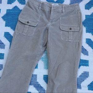 Pants - Intuition cargo pants - khaki sage grey